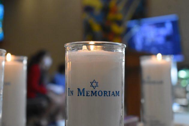 yad vashem candles